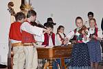 Benefiční koncert v kostele sv. Štěpána ve Francově Lhotě