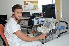 Moderní ultrazvuk je vhodný pro vyšetření pacientů všech věkových kategorií.