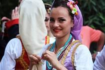 Mezinárodní folklorní festival Vsetínský krpec.