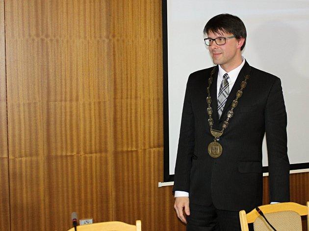 Starosta Vsetína Jiří Růžička