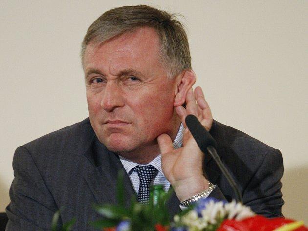 Miroslav Topolánek.