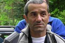 Bursas Charalambos po jednom z rekordních výkonů.