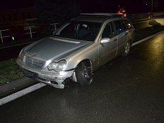 Dopravní nehodu ve Valašském Meziříčí způsobila podnapilá řidička.