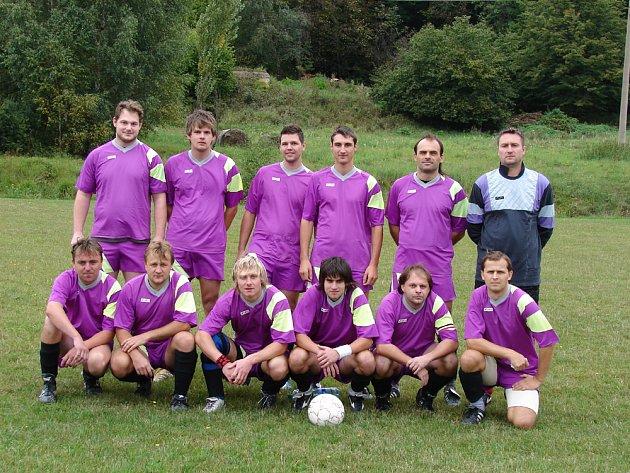 Fotbalisté Mikulůvky