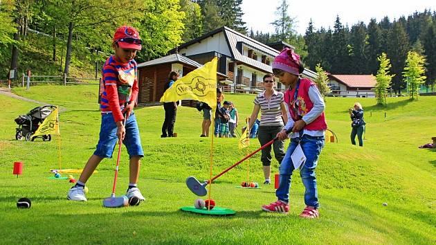 Neděle s golfem