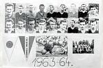 TATRAN JANOVÁ ROČNÍK 1963-64.Organizovaná kopaná v Janové oslavila v roce 2018 již 90 let svého trvání.