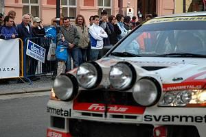 Při Valašské rally budou klást pořadatelé abnormální důraz na bezpečí posádek i fanoušků.