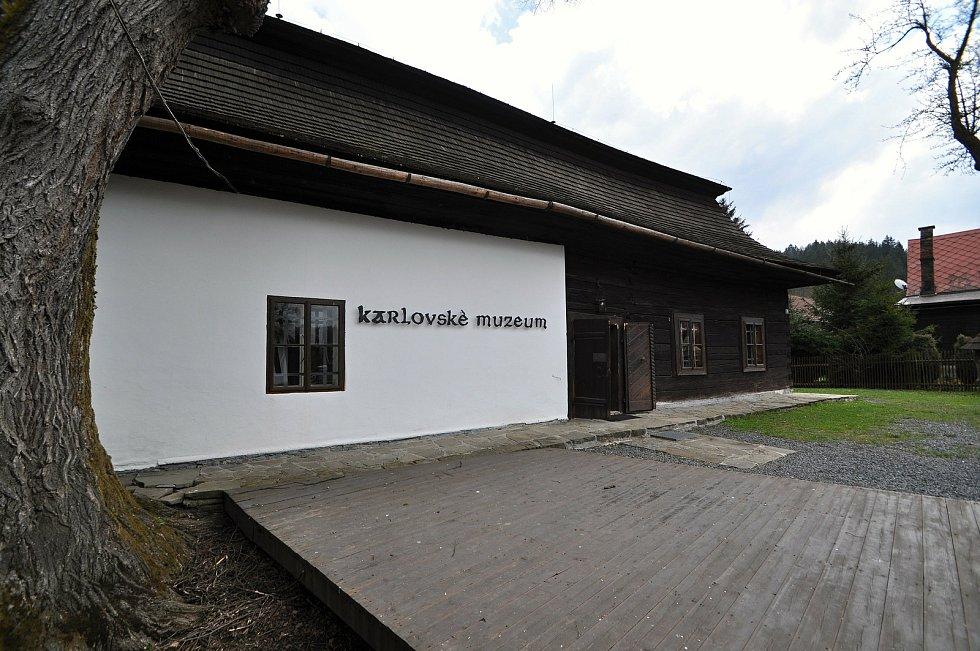Velké Karlovice - Karlovské muzeum.