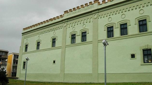 DOMINANTA.  stane se historická budova skutečně prospěšná veřejnosti? Vše je zatím otázkou složitých jednání.