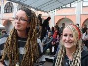 Mezinárodní folklorní festival Liptálské slavnosti. Ilustrační foto