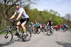 Zahájení sezony na Cyklostezce Bečva ve Vsetíně
