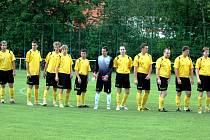 Fotbalisté Podlesí doma utrpěli nečekaný debakl od Zubří (0:6).