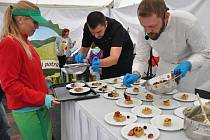 Farmářské slavnosti na ekofarmě Agrofyto v Lidečku; sobota 16. července 2016.