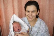 Simona Holotíková a dcera Simona, 52cm, 4050g, 11. 3. 2011