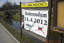 Výzva pro občany: referendum místo fotbalu