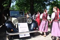 Armádní folklorní festival v Rožnově pod Radhoštěm