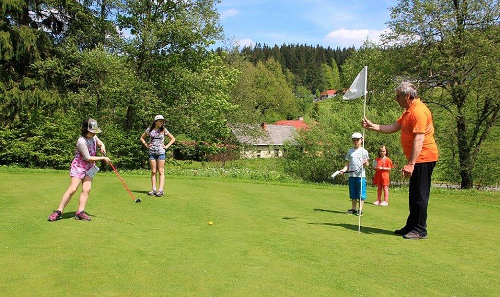 Golf pro každého.