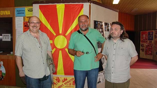 Ve Vsetíně se konal festival makedonského filmu