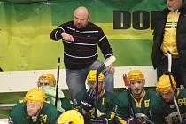 Hokejisté Vsetína. Ilustrační foto.