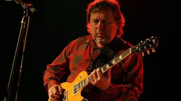 Michal Pavlíček zahrál ve Vsetíně.