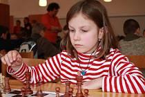 Mladí šachisté si změřili síly na třetím turnaji letošní série 1. VASTO Grand Prix.