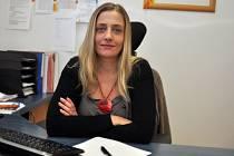Ředitelka Vzdělávacího a komunitního centra Integra Vsetín a vedoucí tamní Občanské poradny Mgr. Soňa Zelíková