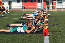 V centru Vsetína se uskuteční kvalifikační biatlonový závod ve sprintu se skupinovým startem.