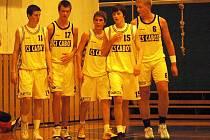 Juniorští basketbalisté Valašského Meziříčí U18.