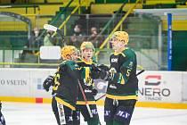 Hokejisty Vsetína od čtvrtfinále play-off dělí jediná výhra.