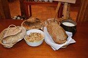 Třetí ročník akce s názvem Chleba z pece v infocentru Zvonice Soláň