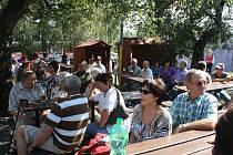 Devátý ročník Zašovských slavností se v sobotu 7. září nesl v duchu dechovky, folku i rocku.