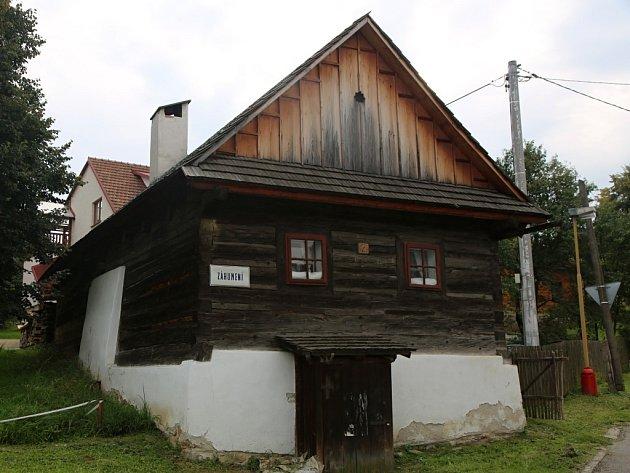 Pivečkova dřevěnice ve Valašských Kloboukách