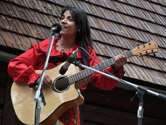 17. ročník mezinárodního festivalu Romská píseň v rožnovském skanzenu