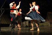 Oslavy 70. narozeniny folklorního souboru Radhošť