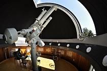 Po dlouhém půstu se mohou valašskomeziříčští astronomové opět zaměřit na pozorování Slunce. Pro veřejnost zřídili i speciální webové stránky.