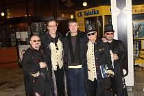 Nadcházející kulturní sezonu otevřel Dům kultury Vsetín koncertem k zahájení roku 2018 vystoupením vokálního seskupení 4TET.