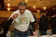 Dvanáctý ročník Francolhotského kyseláče se uskutečnil v sobotu v restauraci Ranč U Zvonu ve Francově Lhotě.