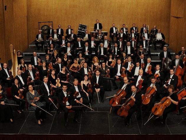 Janáčkova filharmonie Ostrava.