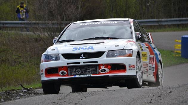 Valašská Rally 2016
