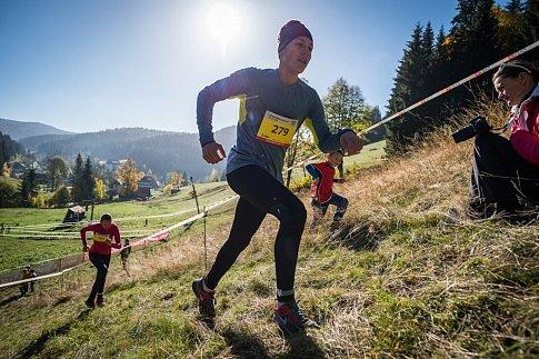 Běhej Valachy 2017.