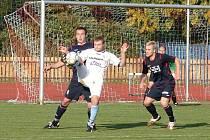 V sobotním divizním zápase Valašské Meziříčí narazilo na velmi silného soupeře z Petrovic, který si zaslouženě odvezl tři body.