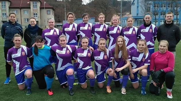 fotbalistky FC Vsetín