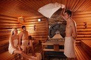 Resort Valachy: saunové rituály
