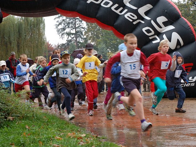 Ve Vsetíně se uskutečnil první ročník běžecké soutěže Valachia run.