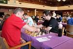 42. ročník šachového festivalu Přebor města Vsetína ve vsetínském Domě kultury