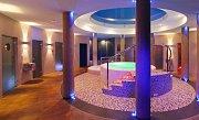 Saunový svět wellness hotelu Horal.