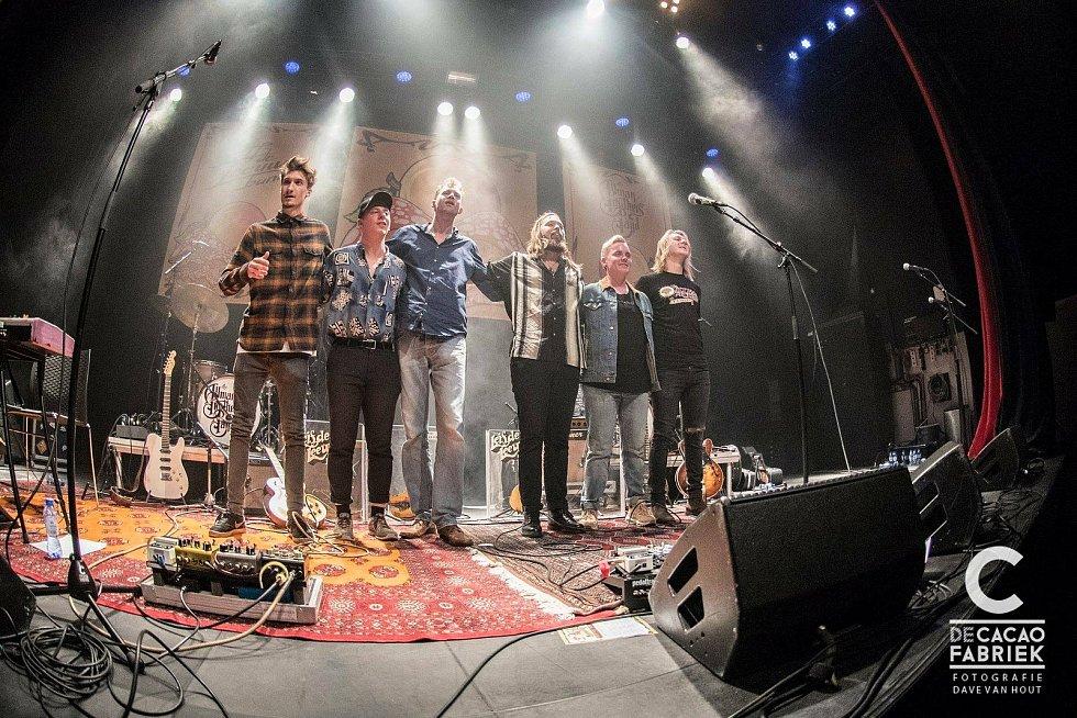 Leif De Leeuwe Band (NL).