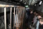 Protidrogový vlak dorazil 27. března na nádraží ve Vsetíně. Program přilákal davy žáků vsetínských základních škol. Návštěvníci prošli kolem autonehody, nebo navštívili vězení.