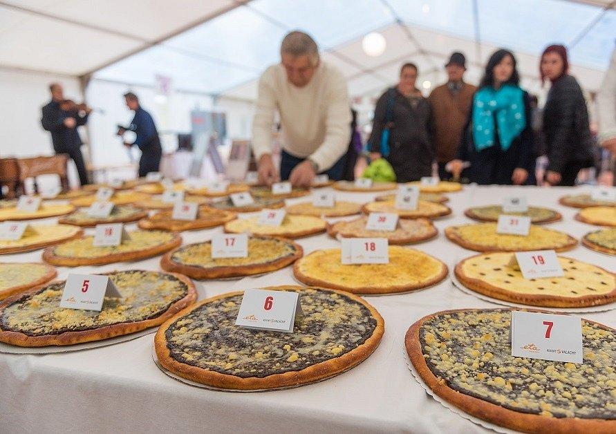 Gastrofestival ve Velkých Karlovicích. Soutěž frgálů.
