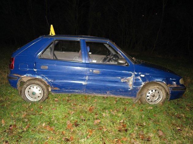 Třiapadesátiletá řidička z Hornolidečska havarovala ve čtvrtek 16. listopadu 2017 u Horní Lidče. Po nehodě nadýchala 2,38 promile alkoholu.